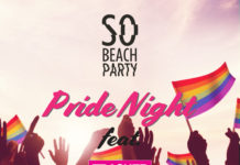 SO Beach Party