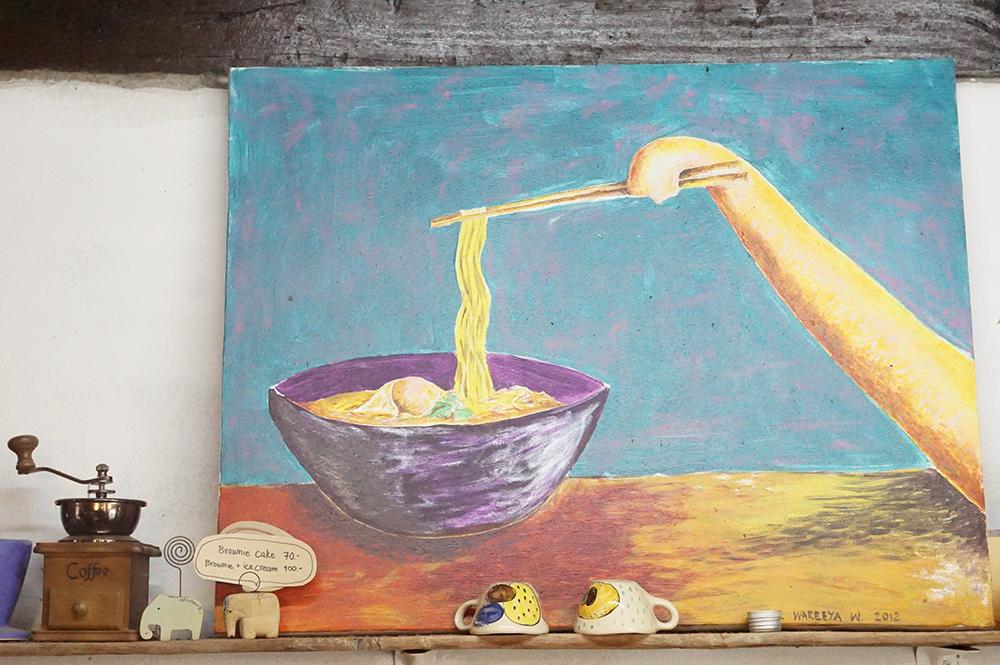 ภาพวาดของคุณวารียา วิริยะ