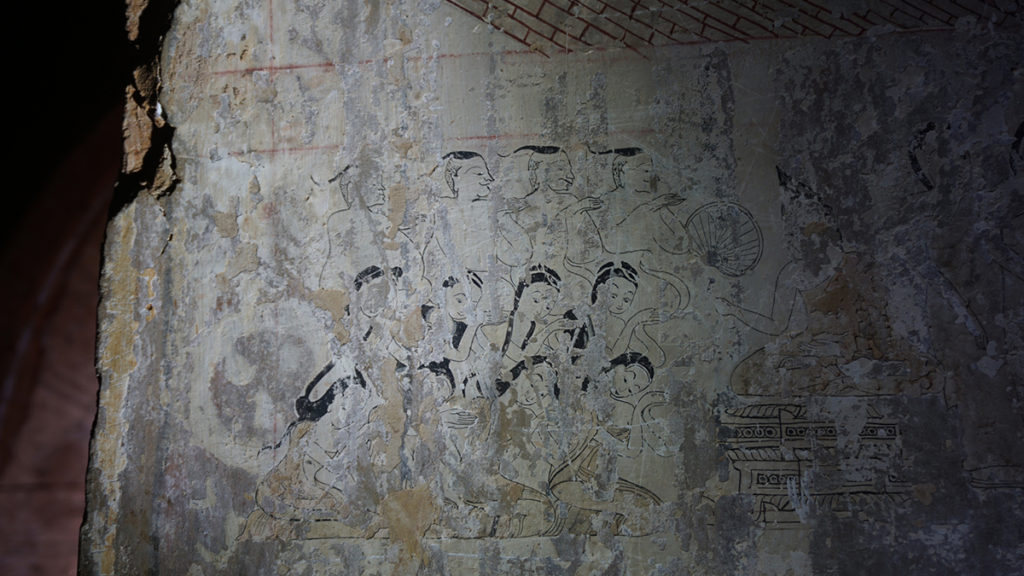วัดดสุลามณี เมืองพุกาม